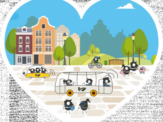 """Europos judumo savaitės ,,Saugus ir sveikas tvariai judėdamas"""" renginiai"""